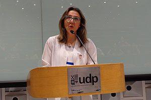 EU Pamela Torres, Directora de la Escuela de Enfermería UDP.