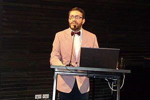 Dr. Marcelo Navia, Director de la Escuela de Odontología UDP.