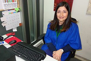 Dra. Geraldine Vives, Directora de Clínica Odontológica y Simulación UDP.