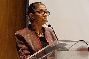 EU Rina Olivari, Coordinadora de la Asignatura Cuidados de Enfermería I.