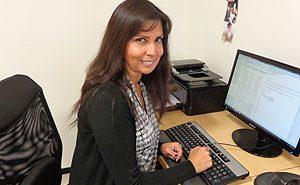Mat. Mimy Mayol, Directora de la Escuela de Obstetricia y Neonatología UDP.