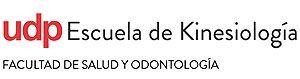 Logo Oficial Escuela de Kinesiología UDP