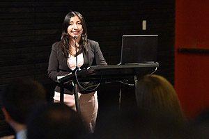 TM PhD Pamela Cornejo, Directora de la Escuela de Tecnología Médica UDP.