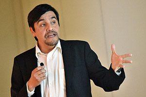 TM Guillermo Quiroga, Profesor Asociado de la Escuela de Tecnología Médica UDP.