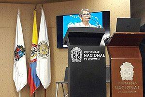 EU María Eugenia Rapimán, de la Escuela de Enfermería UDP.
