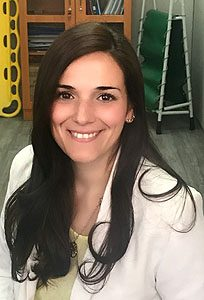 EU Patricia Godoy, egresada de la Escuela de Enfermería UDP.