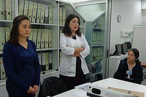"""EU Natalia Burattini, coordinadora docente de la asignatura """"""""Gestión del cuidado en la comunidad"""", responsable de esta iniciativa."""