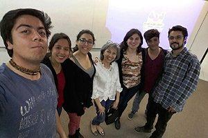 """""""Sin violencia, sin remordimientos, sin envidia"""" fue el tema del taller ofrecido por la docente UDP Eva Hamamé, quien es Doctora en Filosofía mención Ética (Universidad de Chile)."""