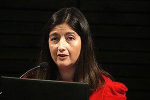Dra. Geraldine Vives, Directora de la Escuela de Odontología UDP.