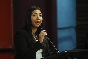 TM PhD, Pamela Cornejo, Directora de la Escuela de Tecnología Médica UDP.