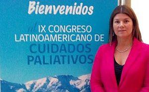EU Irella Vergara, Secretaria Académica de la Escuela de Enfermería UDP.